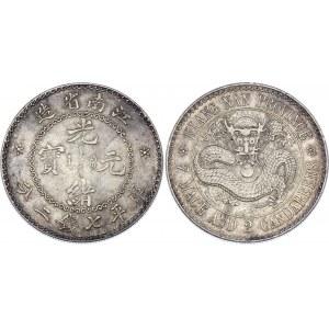 China Kiangnan 1 Dollar 1898