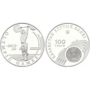 Kazakhstan 100 Tenge 2010