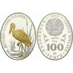 Kazakhstan 100 Tenge 2012