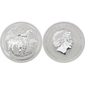 Australia 2 Dollars 2014