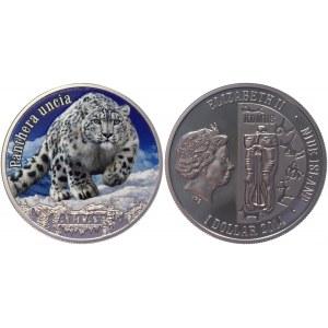 Niue 1 Dollar 2014 Irbis