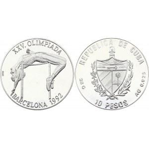 Cuba 10 Pesos 1990