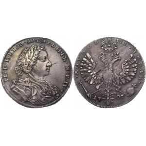 Russia 1 Rouble 1707 R