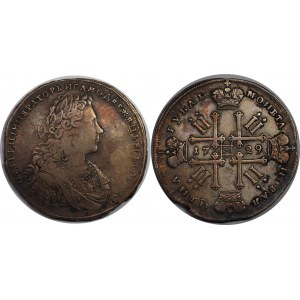 Russia 1 Rouble 1729 R
