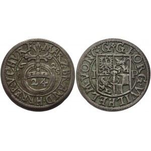 German States Brandenburg 1/24 Thaler 1625 IP Kölln an der Spree