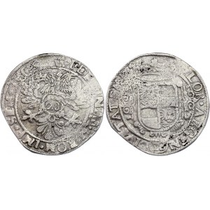 German States Emden 28 Stuber 1624 - 1637 (ND)
