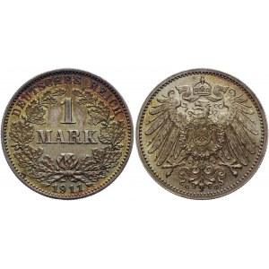 Germany - Empire 1 Mark 1911 G