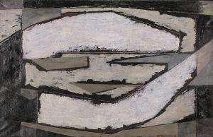 Józef JAREMA (1900-1974), Kompozycja, 1958/1959