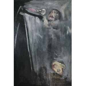 Grzegorz BEDNARSKI (ur. 1954), Ni mas ni menos - nr 20 z czarnej serii, 1985/1986