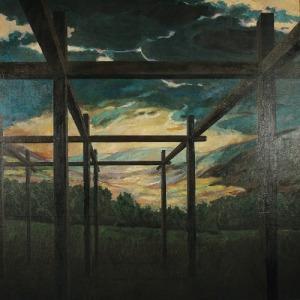 Tadeusz BORUTA (ur. 1957), Konstrukcja, 1987