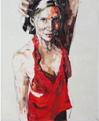 Anna Bocek, Olive Grove I