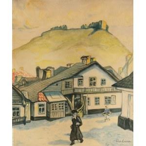 Alicja HALICKA (1894-1975), Motyw z Krzemieńca