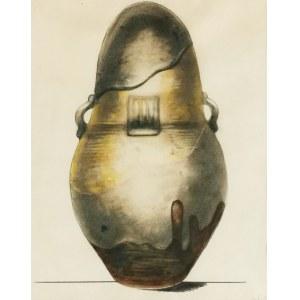 Bolesław CYBIS (1895-1957), Projekt wazonu ceramicznego