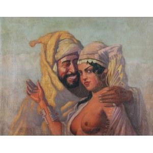Konstanty SZEWCZENKO (1910-1991), Umizgi arabskie