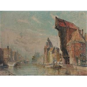 Theodor URTNOWSKI (1881-1963), Gdańsk nad Motławą