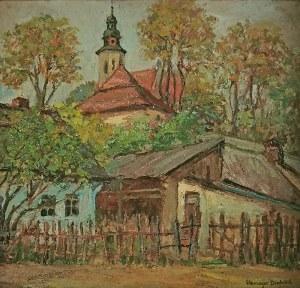 Henryk DIETRICH (1889-1948), Kościół Najświętszego Salwatora w Krakowie