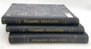 Pomniki Krakowa Maksymiliana i Stanisława Cerchów