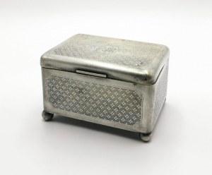 Norblin & Co (firma czynna 1819-1944), Cukiernica skrzynkowa