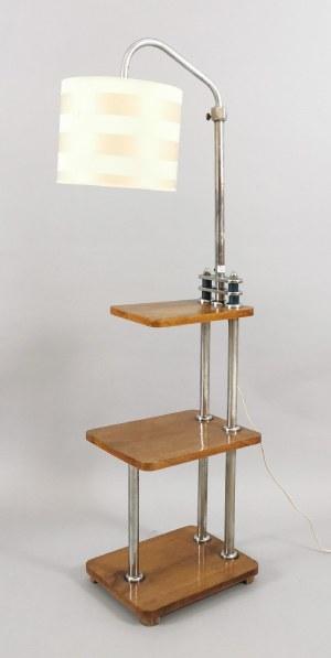 Lampa podłogowa, elektryczna, art déco