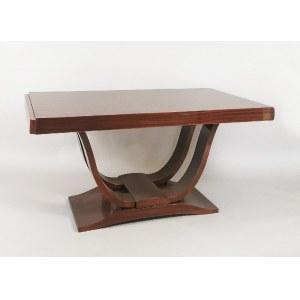 Stół w stylu francuskiego art déco