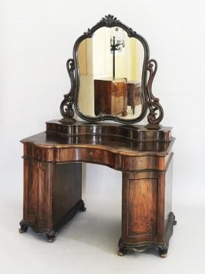 Toaletka w stylu Ludwika Filipa