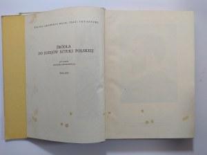Wiercińska Janina (oprac.): Andriolli świadek swoich czasów. Listy i wspomnienia, 1976 r.