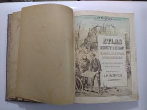 Bazewicz, Atlas Geograficzny Królestwa Polskiego 1907 r.