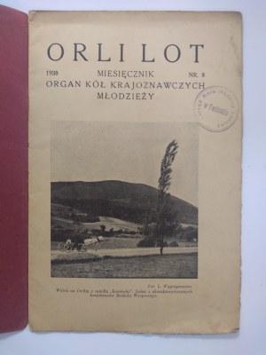Orli Lot. Miesięcznik. Organ Kół Krajoznawczych Młodzieży.