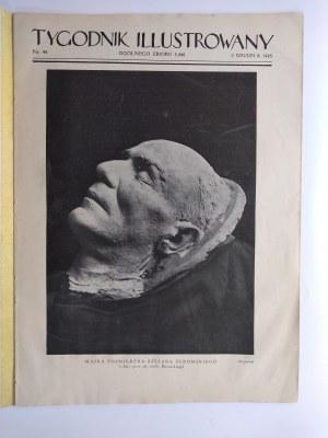 Tygodnik Ilustrowany 1925 r.Numer poświęcony Stefanowi Żeromskiemu.