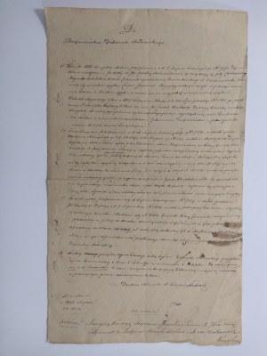Dwa pisma Wileńskiego Konsystorza do duchowieństwa dekanatu Raduńskiego