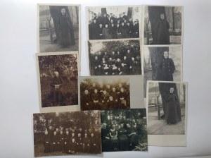 24 zdjęcia przedstawiające niezidentyfikowane postacie z Wllna i okolicy.