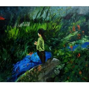 Katarzyna Boguszewska, Dziecko w polu