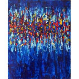 Agnieszka Kumoń, My Blue Garden II