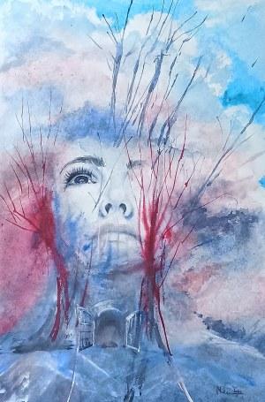 Marta Ciućka, Z głową w chmurach