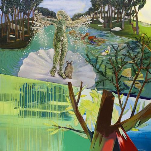 Michalina Czurakowska, The Birth Of Spring, 2014-2021