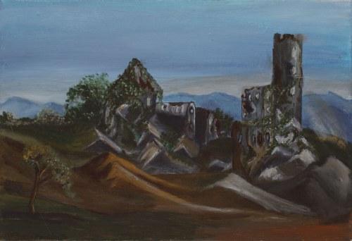 Aldona Kacprzak, Ruiny, 2019
