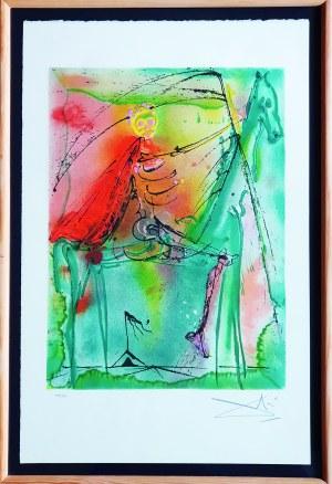 Salvador Dali ( 1904 - 1989 ), Litografia teki