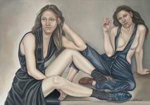 Dorota Kuźnik ( 1975 ), Z cyklu Comme des garcons 2020