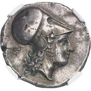 Lucanie, Métaponte. Statère ND (340-330 av. J.-C.), Métaponte.