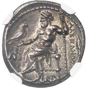Macédoine (royaume de), Alexandre III le Grand (336-323 av. J.-C.). Drachme ND (323-319 av. J.-C.), Magnésie du Méandre.