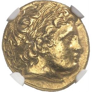 Macédoine (royaume de), Philippe III (323-317 av. J.-C.). Statère au nom de Philippe II ND (323-316 av. J.-C.), Magnésie du Méandre.