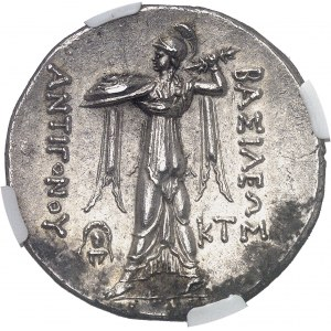 Macédoine (royaume de), Antigone Gonatas (277/6-239 av. J.-C.). Tétradrachme ND (c.274/1-260/55 av. J.-C.), Amphipolis.