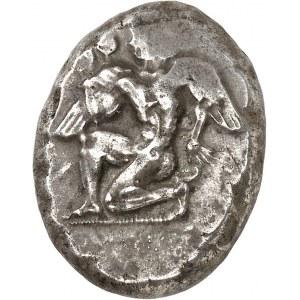 Carie, atelier incertain. Statère ND (c.480-460 av. J.-C.), Atelier B.