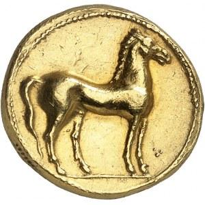 Zeugitane, Carthage. Statère ND (c.350-320 av. J.-C.), Carthage.