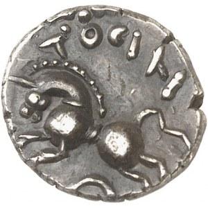 Séquanes. Denier TOGIRIX / TOGIRIX c.80-50 av. J.-C.