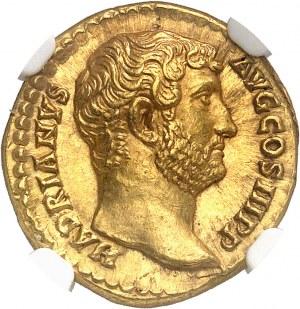 Hadrien (117-138). Aureus 134-138, Rome.