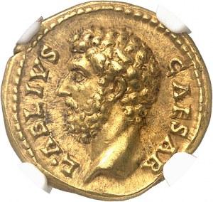 Aelius César (136-138). Aureus 137, Rome.