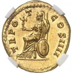 Antonin le Pieux (138-161). Aureus 145-161, Rome.