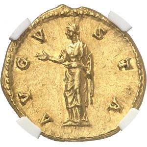 Faustine mère (138-141). Aureus 141-161, Rome.