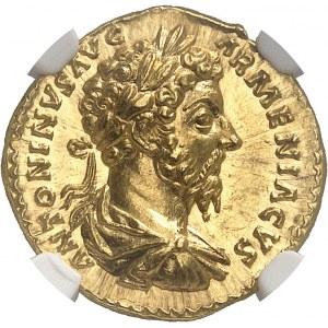 Marc Aurèle (161-180). Aureus 164-165, Rome.